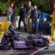 LAPD finds gun, ammo from crashed motorcyclist in Hollywood Hills
