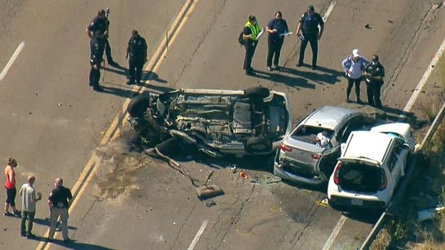 Man killed in last week's Clairemont crash identified