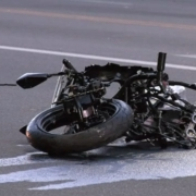 Man thrown from motorcyle hit and killed by big rig in Sun Valley of LA