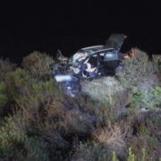 Woman severely injured in crash on I-5 in Del Mar